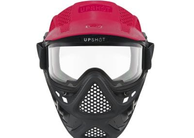 FaceMask-RED