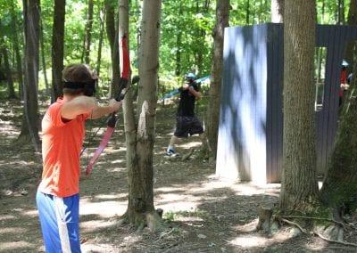 Arrow tag at Mt. Lou San 2
